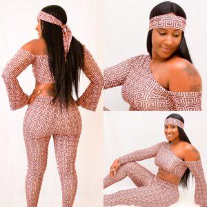 Miss Genie 3 piece set