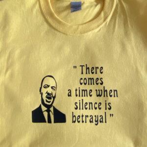 MLK shirt