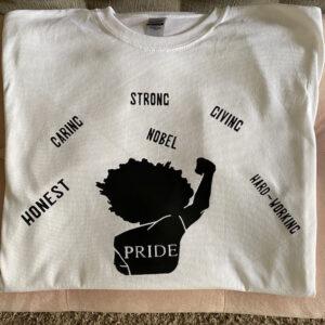 Black Pride shirt